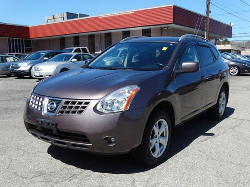 2009 Nissan Rogue AWD SL Crossover 4dr In Taunton MA - LOFTUS AUTO