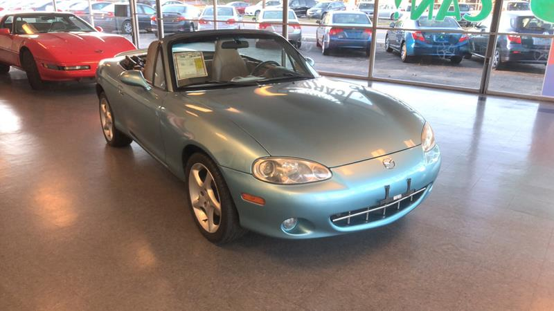 2001 mazda mx 5 miata ls 2dr roadster in taunton ma loftus auto city. Black Bedroom Furniture Sets. Home Design Ideas
