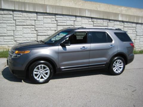 2012 Ford Explorer for sale in O Fallon, MO