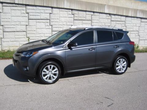 2013 Toyota RAV4 for sale in O Fallon, MO