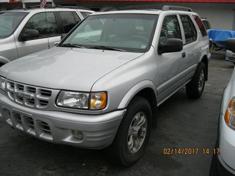 2001 Isuzu Rodeo for sale in California, MD