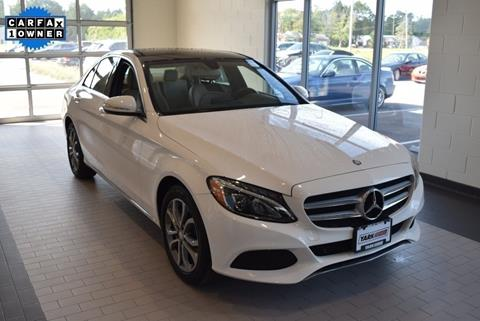 2015 Mercedes-Benz C-Class for sale in Toledo, OH