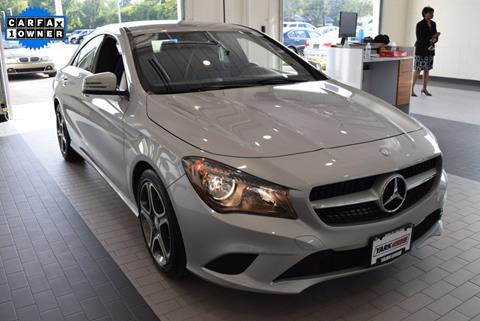 2014 Mercedes-Benz CLA for sale in Toledo, OH