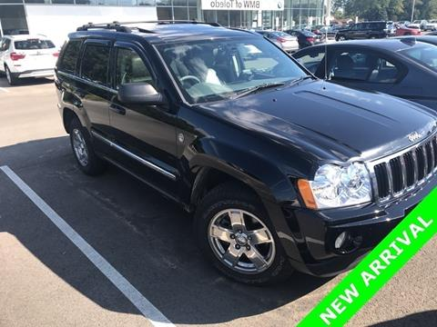 2007 Jeep Grand Cherokee for sale in Toledo, OH