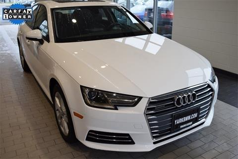2017 Audi A4 for sale in Toledo, OH