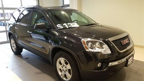 2011 GMC Acadia for sale in Toledo, OH