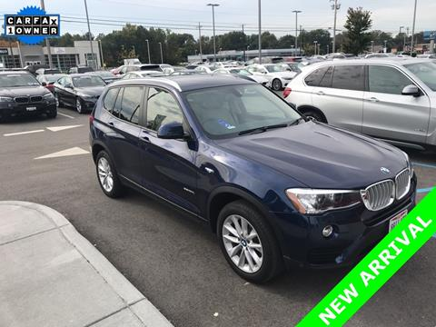 2016 BMW X3 for sale in Toledo, OH