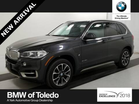 2017 BMW X5 xDrive40e iPerformance for sale at YARK BMW in Toledo OH