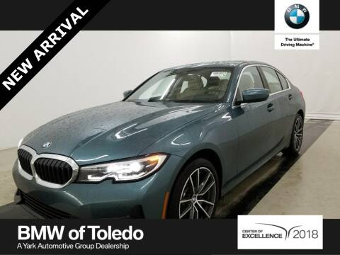 2019 BMW 3 Series 330i xDrive for sale at YARK BMW in Toledo OH