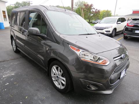 2015 Ford Transit Connect Wagon for sale in Toledo, OH