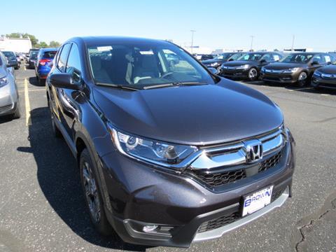 2017 Honda CR-V for sale in Toledo, OH
