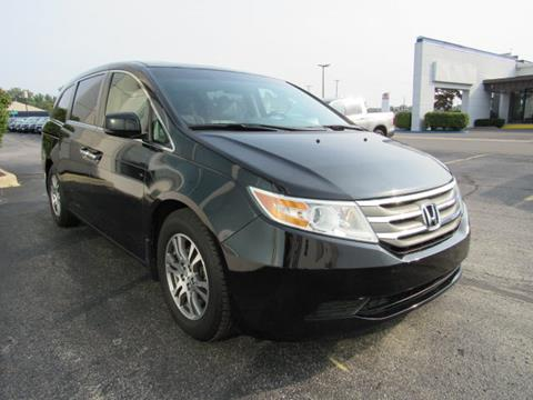 2012 Honda Odyssey for sale in Toledo, OH