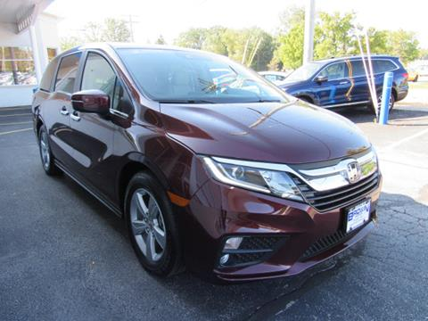 2019 Honda Odyssey for sale in Toledo, OH