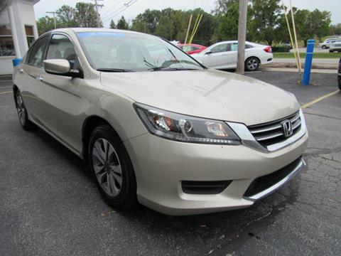2015 Honda Accord for sale in Toledo, OH