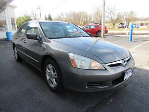 2006 Honda Accord EX w/Leather for sale at BROWN  HONDA - BROWN HONDA in Toledo OH