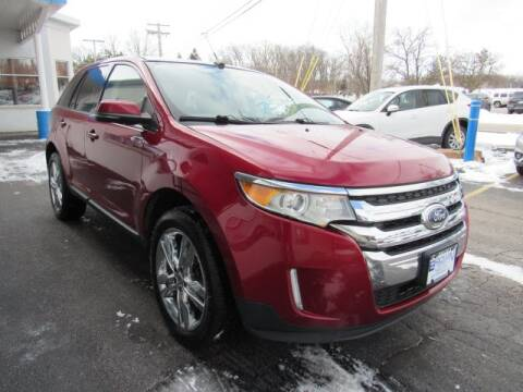 2013 Ford Edge Limited for sale at BROWN  HONDA - BROWN HONDA in Toledo OH