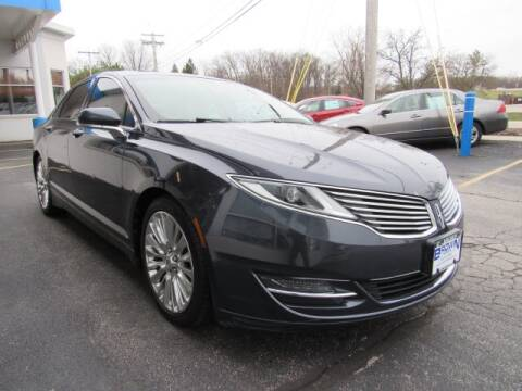 2013 Lincoln MKZ for sale at BROWN  HONDA - BROWN HONDA in Toledo OH