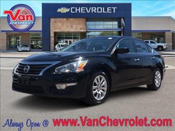 2015 Nissan Altima for sale in Scottsdale, AZ