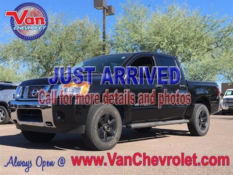 2013 Nissan Titan for sale in Scottsdale, AZ