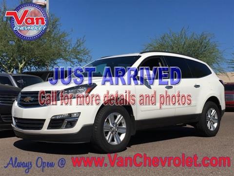 2014 Chevrolet Traverse for sale in Scottsdale, AZ
