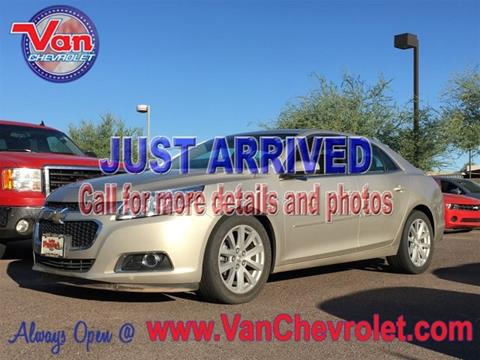 2015 Chevrolet Malibu for sale in Scottsdale, AZ