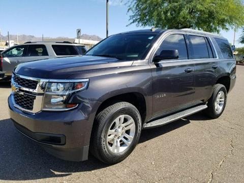2015 Chevrolet Tahoe for sale in Scottsdale, AZ