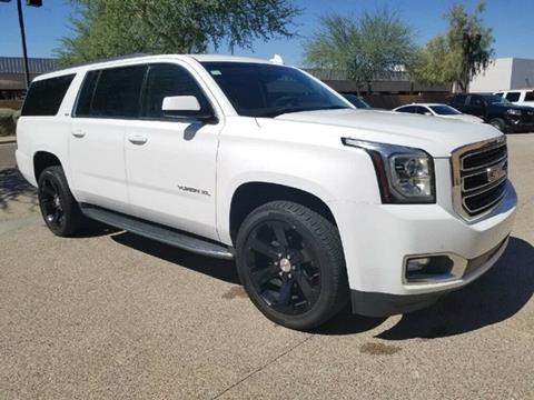 2015 GMC Yukon XL for sale in Scottsdale, AZ