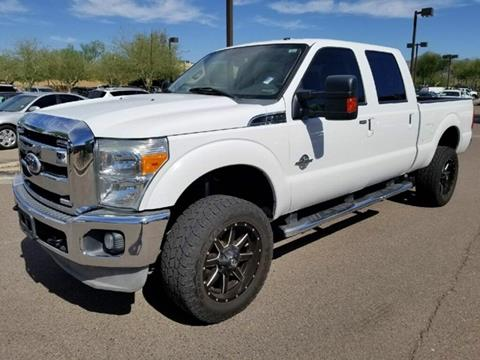 2011 Ford F-250 Super Duty for sale in Scottsdale, AZ