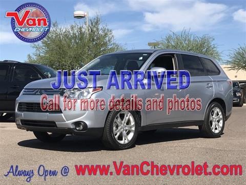 2014 Mitsubishi Outlander for sale in Scottsdale, AZ