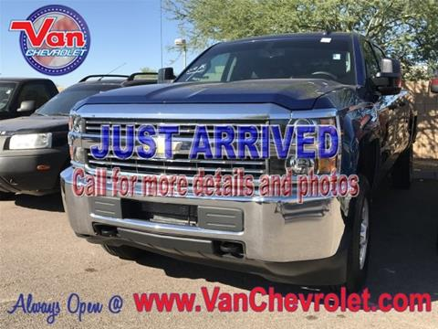 2017 Chevrolet Silverado 2500HD for sale in Scottsdale, AZ