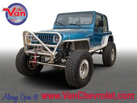 1992 Jeep Wrangler for sale in Scottsdale, AZ
