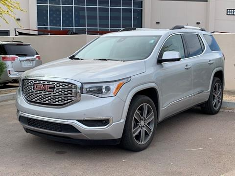 2017 GMC Acadia for sale in Scottsdale, AZ