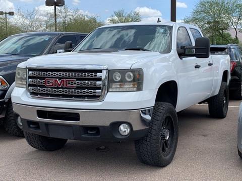2013 GMC Sierra 2500HD for sale in Scottsdale, AZ