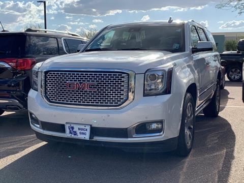 2017 GMC Yukon for sale in Scottsdale, AZ