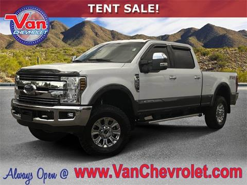 2018 Ford F-350 Super Duty for sale in Scottsdale, AZ
