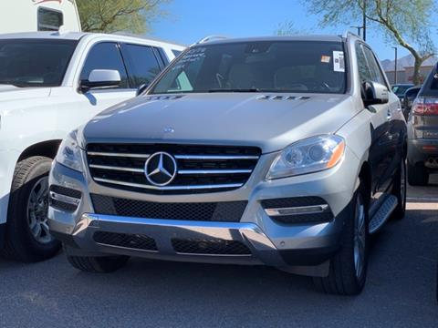 Mercedes Benz Scottsdale >> 2015 Mercedes Benz M Class For Sale In Scottsdale Az