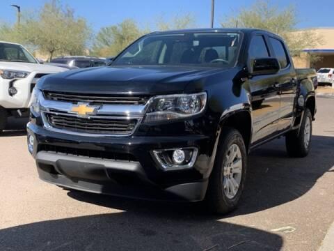 2017 Chevrolet Colorado for sale in Scottsdale, AZ