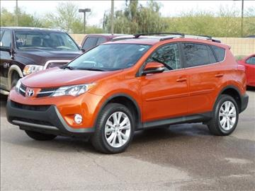 2015 Toyota RAV4 for sale in Scottsdale, AZ
