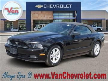 2014 Ford Mustang for sale in Scottsdale, AZ