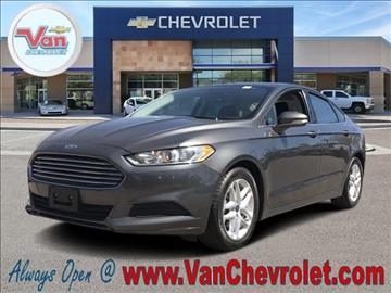 2016 Ford Fusion for sale in Scottsdale, AZ