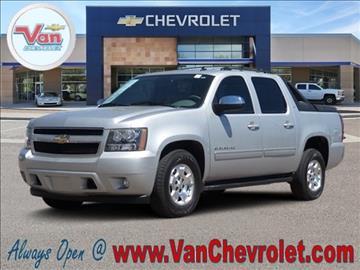 2011 Chevrolet Avalanche for sale in Scottsdale, AZ