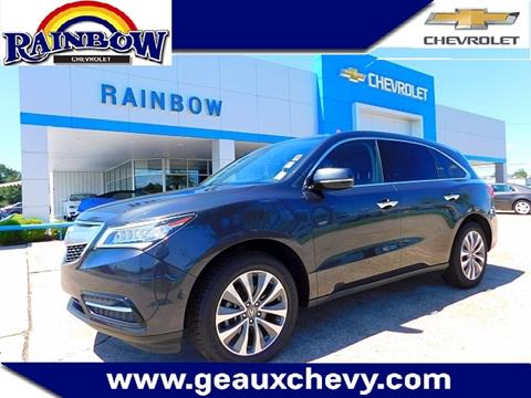 2016 Acura MDX for sale in Laplace LA
