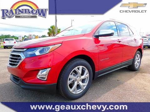2018 Chevrolet Equinox for sale in Laplace LA