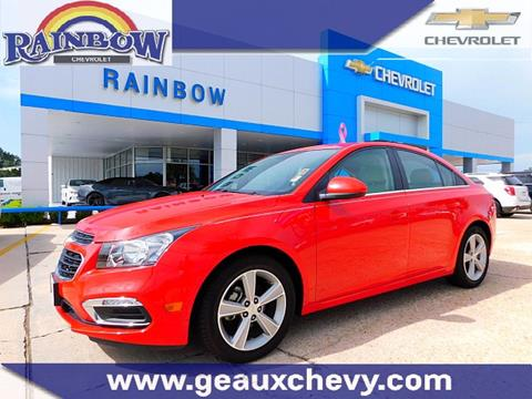 2016 Chevrolet Cruze Limited for sale in Laplace, LA
