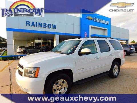 2013 Chevrolet Tahoe for sale in Laplace, LA