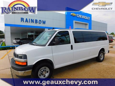 2017 Chevrolet Express Passenger For Sale In Laplace LA