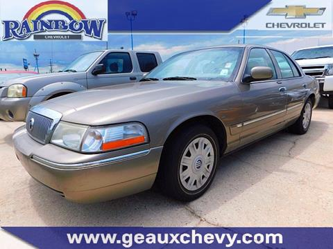 2004 Mercury Grand Marquis for sale in Laplace LA