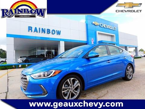2017 Hyundai Elantra for sale in Laplace, LA