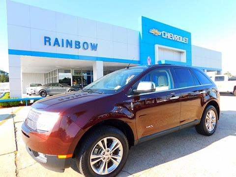 2010 Lincoln MKX for sale in Laplace LA