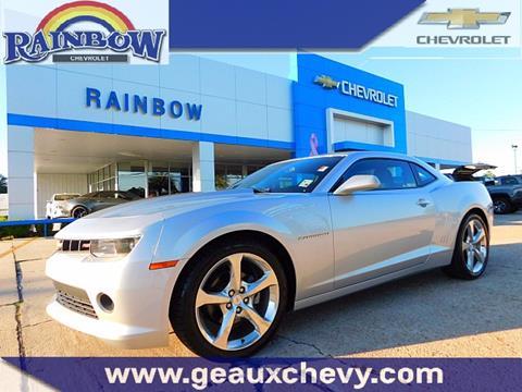 2014 Chevrolet Camaro for sale in Laplace LA